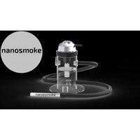 Оригинальный Nanosmoke micro удобный плоский кальян наносмок от производителя акриловый компактный оргстекло маленький хукабокс