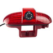 Nova visão noturna ccd câmera de visão traseira do carro reverso hd para renault trator fiat talento nissan primastar van 2001-2014