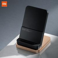 2020 neue Xiaomi 55W Drahtlose Ladegerät Max Vertikale luftgekühlte drahtlose lade Unterstützung Schnelle Ladegerät Für Xiaomi 10 für Iphone