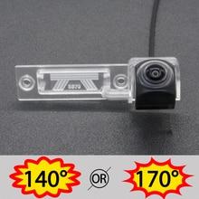 HD balıkgözü Starlight için araç arka görüş kamerası Volkswagen Golf MK4 1997 2005/Sharan 7M 2003 2010/Jetta mk5 sedan vagon 2005 ~ 2010