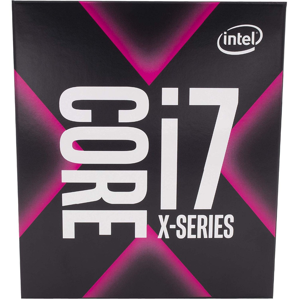 Intel Core i7-9800X X-Series Processor 8 Cores up to 4.4GHz Turbo Unlocked LGA2066 X299 Series 165W Processors (999AC3) image