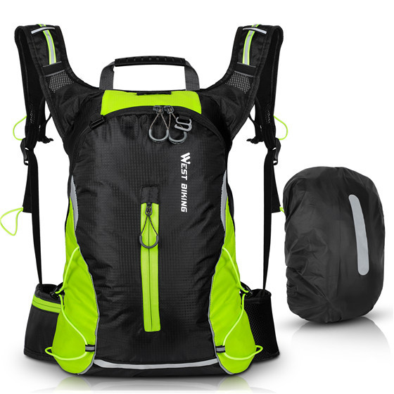 16L Sports Backpack Foldable Outdoor Sports Travel Mountaineering 7