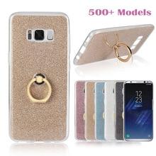 цена на Finger Ring Case For Samsung Galaxy S10 5G S20 S8 S9 Lite Plus S3 S4 Mini S5 S6 S7 Edge case I9300 I9500 I9190 S3 NEO Thin Cover