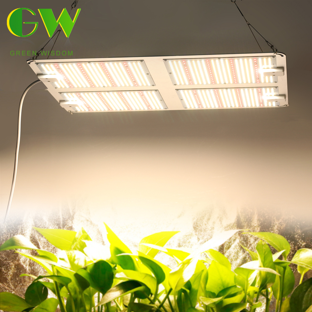 100W 200W 400W Quantum растут светильник Sunlike полный спектр светодиодный ламповый щит гидропоники растения парниковые Вег цвету рост светильник