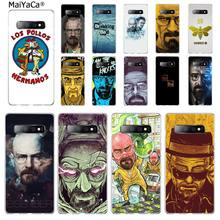MaiYaCa Heisenberg Breaking Bad ใหม่สำหรับ Samsung S7 EDGE S8 S9 S10 S20 PLUS S10 LITE S10 5G(China)
