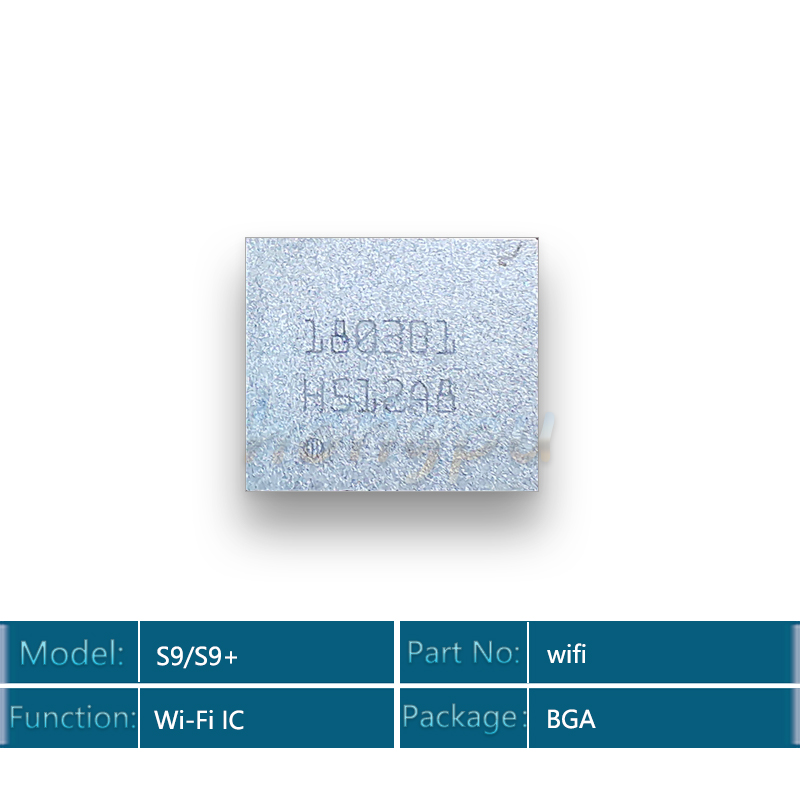 For <font><b>Samsung</b></font> S9 G960U G960F <font><b>wifi</b></font> IC S9 plus S9+ G965F G965U wi-fi Module WLAN Bluetooth <font><b>chip</b></font> image