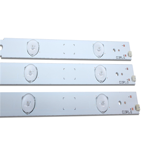 Image 3 - (Nuovo Kit) 3 PCS 7LED 625 millimetri striscia di retroilluminazione a LED per Samsung_2014ARC320_3228_B07_REV1.0_140917 GRUNDIG 32CLE6525BG LM41 00100A