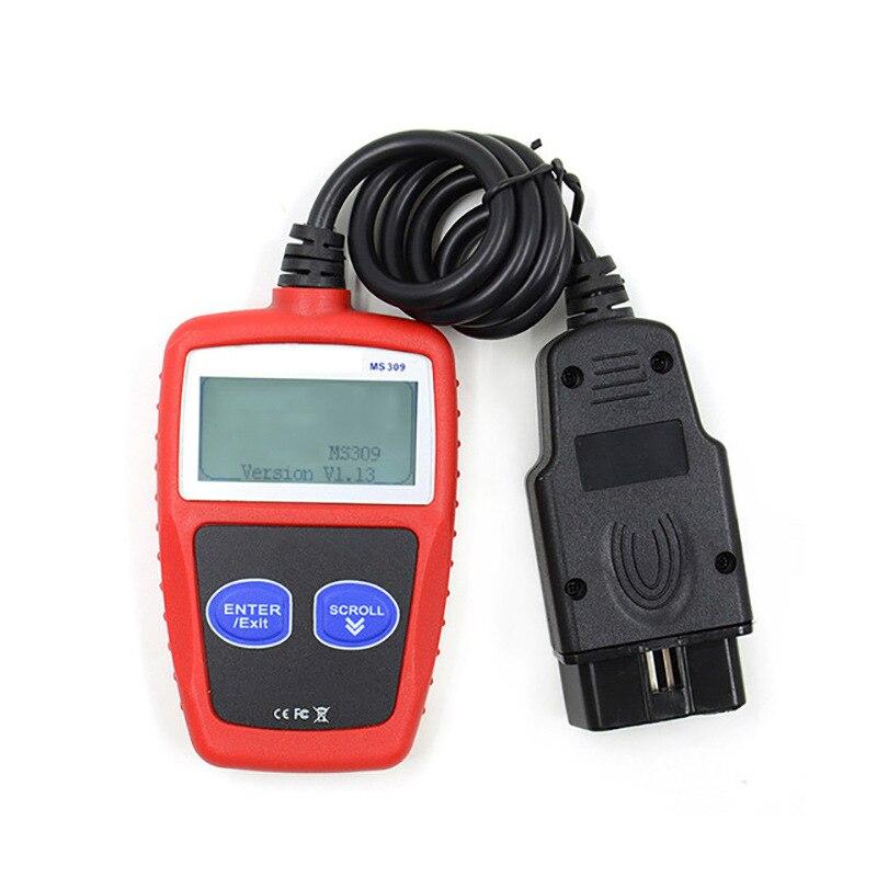 2019 MS309 OBD2 Scanner Code Reader Auto MS 309 Auto Diagnose Werkzeug OBD 2 Auto Diagnose Motor Code Reader Besser dann ELM327