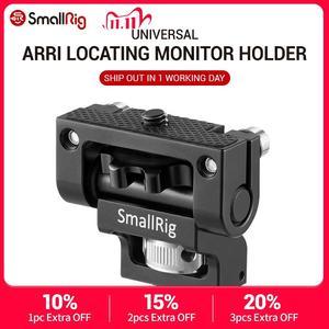 Image 1 - Держатель для монитора с двойной камерой SmallRig, шарнирное крепление EVF, крепление для монитора с контактами для определения местоположения Arri 2174
