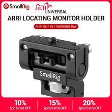 Smallrig Dual Camera Monitor Houder Evf Ondersteuning Mount Swivel Monitor Mount Met Arri Lokaliseren Pins 2174