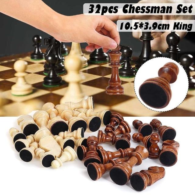 Jeu d'échecs de 32 pièces sans échiquier 1