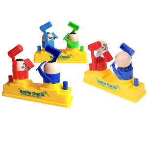 Hot Funny Practical Joke Children Fight Battle Antistress Toy Prank Parent-Child Interaction Play Table Game Kids Toys Baby Gift