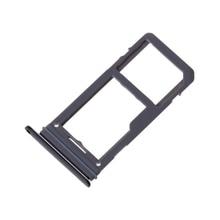 Mobile Phone SIM SD Card Single/ Dual Slot Tray for samsung S8 S8 Plus B95C
