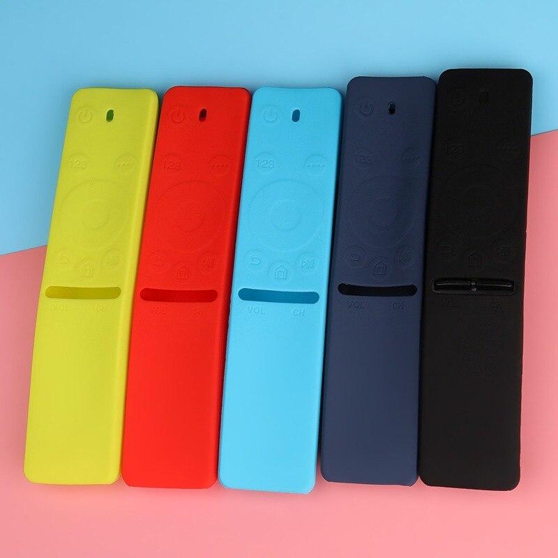 Waterdichte Afstandsbediening Siliconen Case Voor Samsung Versie Tv Protector Cover Voor BN59-01259D UA49/UA55/UA65KU6880JXXZ 7700 1