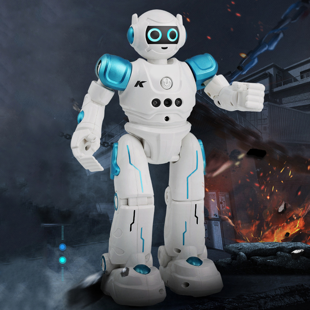 Gesture Remote Control Toys For Kids Programmable Smart Robot Toys Companion Game Fun Learning Music Dance Rechargeable Toy Hot