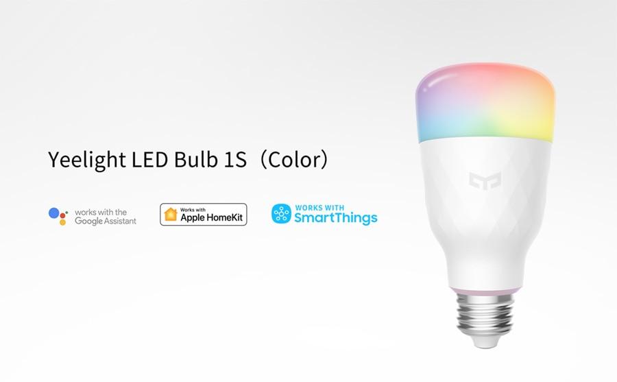 Xiaomi Yeelight Smart LED Bulb 1S (Color) 4