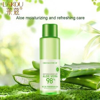 LAIKOU Aloe Face Tonic Hydration Facial Toner Skin Care Products Pore Minimizer Oil Control Makeup Water  Face Toner Skin Care the face shop oil control water cushion