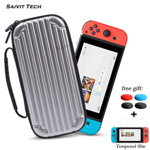 Nintendos Nintend Công Tắc PC Cứng Bao Hãng Nitendo Switch Bảo Vệ Túi Xách Cho Nintendo_Switch Phụ Kiện