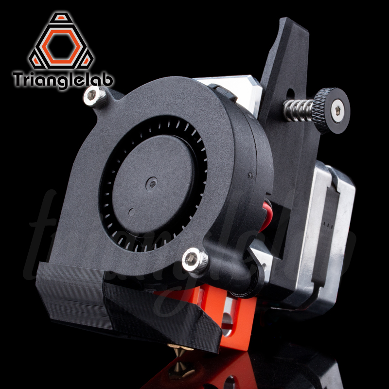 Image 2 - trianglelab AL BMG Air Cooled Direct Drive Extruder hotend BMG upgrade kit for Creality 3D Ender 3/CR 10 series 3D printer-in 3D Printer Parts & Accessories from Computer & Office