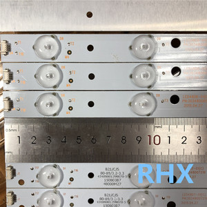 Image 5 - 10 أجزاء/وحدة ل LE48M33S LCD شريط إضاءة خلفي LED48D8 ZC14 01(C) LED48D7 303480082