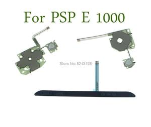 Image 1 - Oryginalny nowy na psp E kierunek wymiany przycisk krzyżowy lewy klawisz głośność prawa klawiatura Flex Cable dla Sony PSP E 1000 PSP E1000