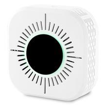 Цифровой CO детектор Высокая чувствительность углекислого газа утечки анализатор высокого качества монитор с чувствительной сигнализацией