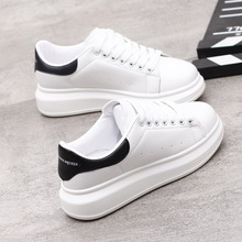 2020 primavera novo designer cunhas sapatos brancos plataforma feminina tênis tenis feminino sapatos casuais femininos mulher