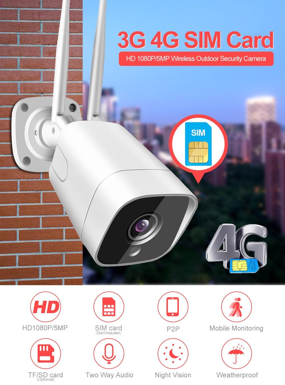 01 4G IP Camera
