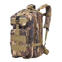 Military Tactical Hunting Backpack Rucksack Durable Trekking Shooting Hiking Backpack Large Capacity Climbing Camping Travel Bag new backpack large capacity travel bag waterproof oxford cloth mountaineering army military trekking rucksack storage backpack