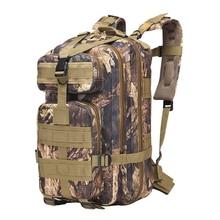 Military Tactical Hunting Backpack Rucksack Durable Trekking Shooting Hiking Backpack Large Capacity Climbing Camping Travel Bag цены
