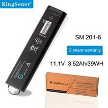 Rechargeable-Battery Kingsener for DASH 3000/4000/5000/.. SM201-6 New