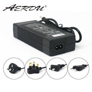 Image 2 - AERDU Paquete de batería de iones de litio 10S, 42V, 2A, 36V, cargador, fuente de alimentación, Adaptador convertidor de CA 100 240V, enchufe de CC para UE/EE. UU./AU/UK