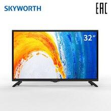 Телевизор LED светодиодный ТВ 32 дюйма Skyworth 32W4 HD TV