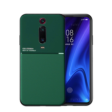 For Xiaomi Mi 9T Pro Case Business Shockproof Back Cover For Xiaomi Redmi K20 K30 Pro Cover PU Leather Cases Redmi 8 8A case new for xiaomi redmi k20 back cover metal case xiaomi redmi k20 pro back battery cover housing replacement parts redmi mi 9t pro