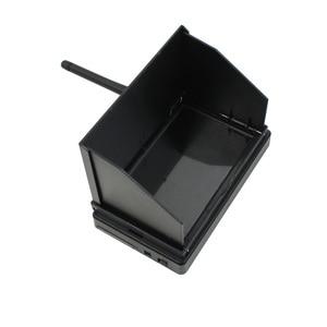 Image 1 - شاشة JMT 5.8G 48CH 4.3 بوصة LCD 480x22 بكسل 16:9 NTSC/PAL FPV جهاز بحث تلقائي مع بطارية مدمجة من OSD