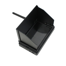 Jmt 5.8G 48CH 4.3 Inch Lcd 480X22 Pixels 16:9 Ntsc/Pal Fpv Ontvanger Monitor Auto Zoeken met Osd Ingebouwde Batterij