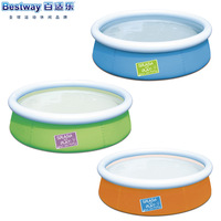 Genuine Original bestwa Thick Extra large Infants Paddling Pool Family Children Swimming Pool Disc 57241