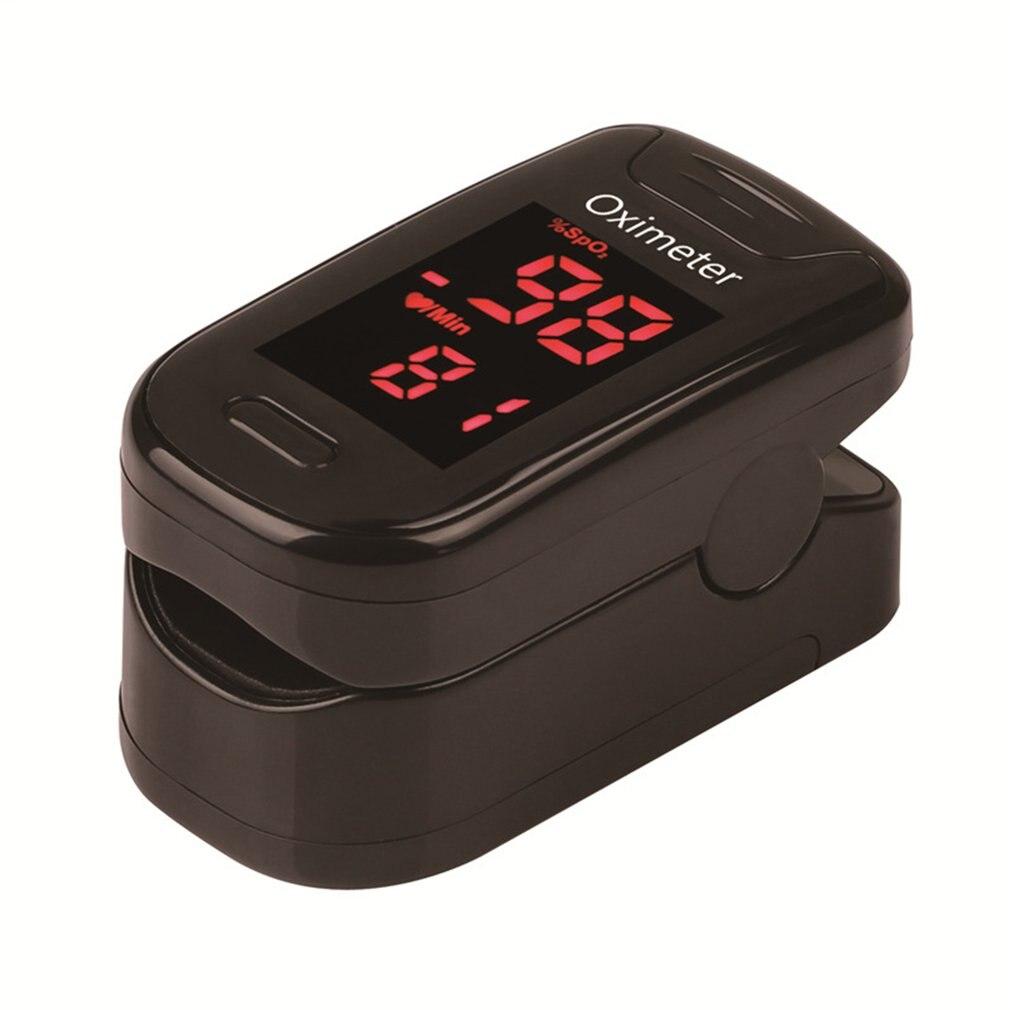 Finger Clip Type Child Monitoring Finger Pulse Oximeter Blood Oxygen Saturation Value 0 Detect Blood Oxygen Test