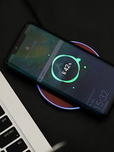 NILLKIN Applicable Huawei Mate20 Pro Wireless Charger Three-in-one Charge Cable Fantasy Gift Box Case Phone Case(China)