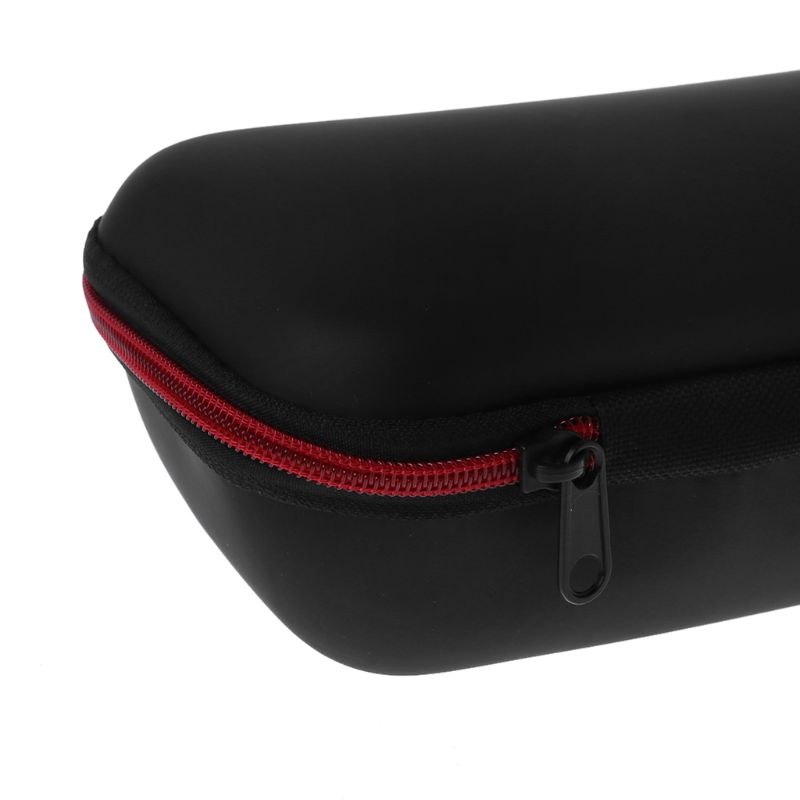 Microphone Storage Box Protective Bag Carrying Case Pouch Shockproof Travel Portable For Ws858 Q81F