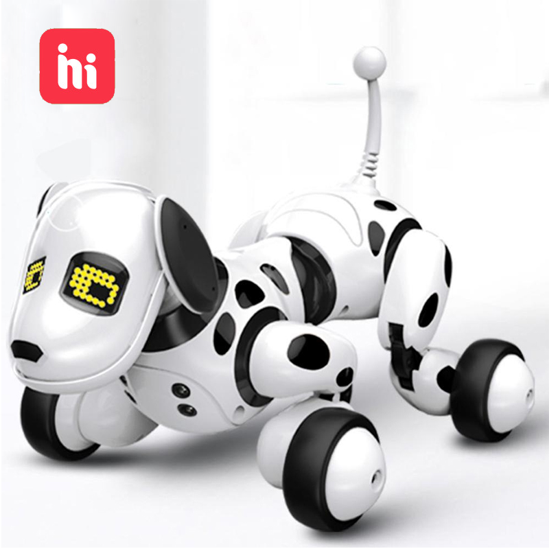 Toy Talking Robot Remote-Control Programable Intelligent Kids Electronic Dog Gift Pet