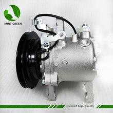 Air auto ac Compressor SV07E For Daihatsu charade hijet move kubota 447220-6771 447220-6750 447260-5540 4472206771 3C581-97590