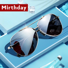 Классический Pilot, поляризационные солнцезащитные очки для женщин Для мужчин Для женщин модные металлические Авиация солнцезащитные очки поляризованные водительские солнцезащитные очки Gafas Del Sol