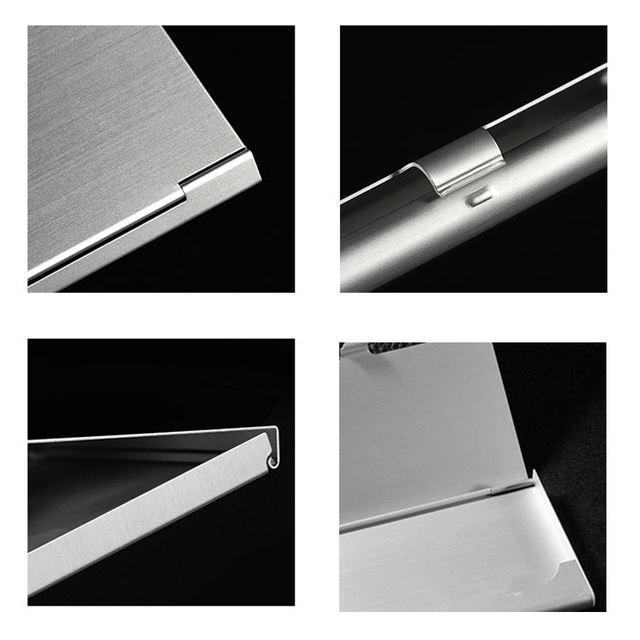 Engraved Aluminium Card Holder