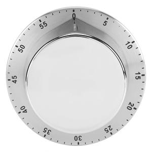 Image 3 - Roestvrijstalen Keuken Timer Met Magnetische Basis Handleiding Mechanische Koken Timer Countdown Koken Gereedschap Keuken Gadgets