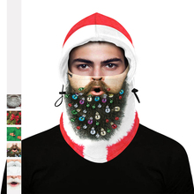 Riding-Mask Headgear Bicycle Winter for Undefined Surprise Christmas-Hat Multifunctional