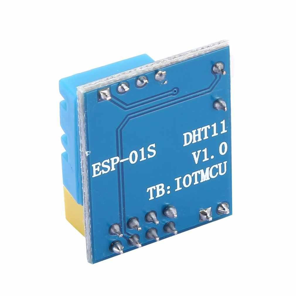 ESP8266 ESP-01 ESP-01S DHT11 อุณหภูมิความชื้นเซนเซอร์โมดูล WIFI NodeMcu Smart Home IOT DIY ชุด (ไม่มี ESP โมดูล)