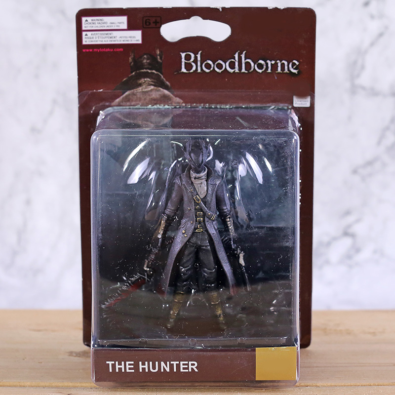 Bloodborne The Old Hunters Sickle Action Figure Toy Doll Christmas Birthday Gift
