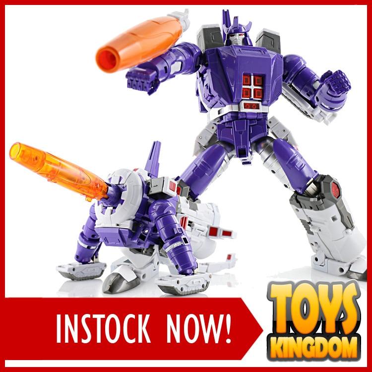 Lensple MFT G1 Transformation MF-07 MF07 Galvatron Devastator Tyrant KO DX9 DO7 MF07 Pocket War Action Figure Robot Toys