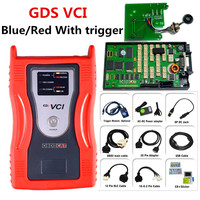 Gds VCI OBD2 Diagnostic Interface Tool OBD2 Scan Tool for Hyu ndai K ia ( with Trigger Module Flight Record Function optional)